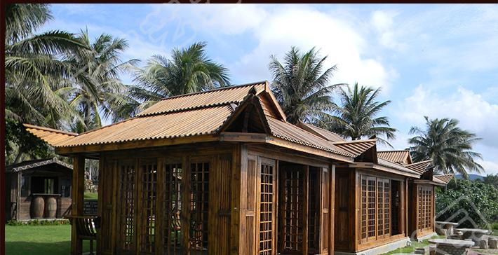 木屋别墅系列栏